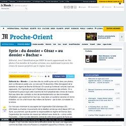 """Référence HRW : journal """"LeMonde"""""""