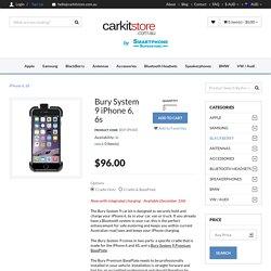 Bury System 9 Cradle iPhone 6, 6S