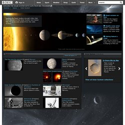 Solar System - Homepage