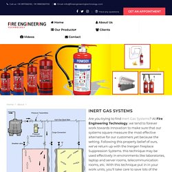 Inert Gas System Manufacturer