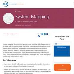 System Mapping