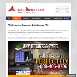 POS System Lease to Own Payment