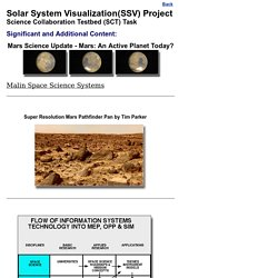 Solar System Visualization Project