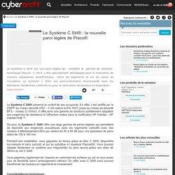 Le Système C Stil® : la nouvelle paroi légère de Placo® - 22/02/17