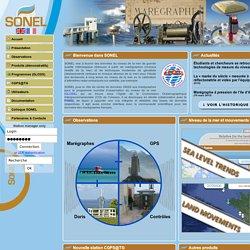 Système d'Observation du Niveau des Eaux Littorales (SONEL)