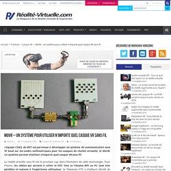 MoVR - Un système pour utiliser n'importe quel casque VR sans fil
