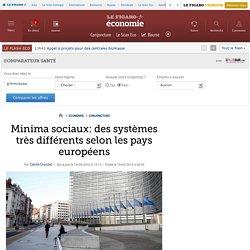 Minima sociaux: des systèmes très différents selon les pays européens