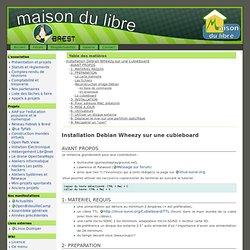 Maison du Libre Brest - projets:systemesreseaux:cubieboard
