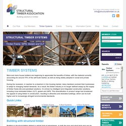 Structural Timber Association