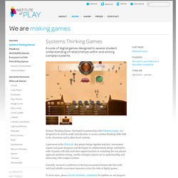Systems Thinking Games