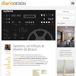 Systems, un tributo al diseño de Braun. - diariodesign.com