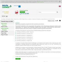 Bezpłatne szczepienia przeciwko pneumokokom... - Grupa LUX MED