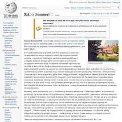 Szkoła Summerhill -historia, założenia, cele