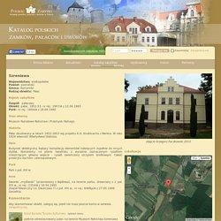 """Szreniawa w """"Katalogu polskich zamków, pałaców i dworów"""""""