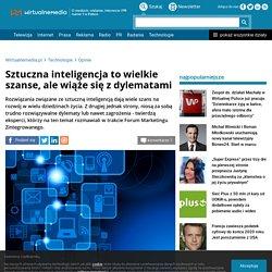 Sztuczna inteligencja szanse i zagrożenia opinie