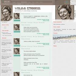 Wisława Szymborska – aforyzmy, sentencje, Cytaty.info