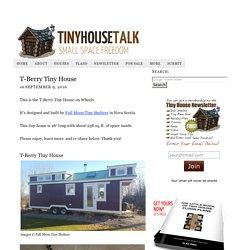 T-Berry Tiny House