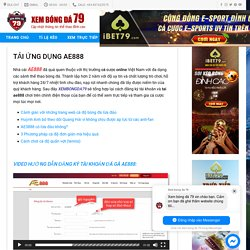 TẢI ỨNG DỤNG AE888 - Tin tức bóng đá hôm nay