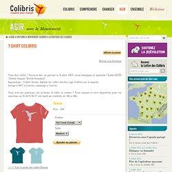 T-Shirt Colibris