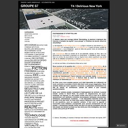 T4deliriousny's Blog – Groupe7