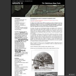 T4deliriousny's Blog - Groupe12