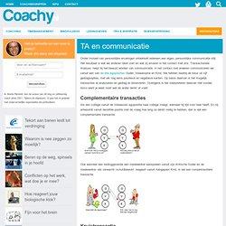 TA en communicatie