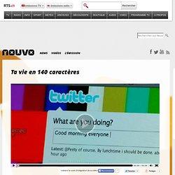 Ta vie en 140 caractères - Vidéo du 19 avr 2009