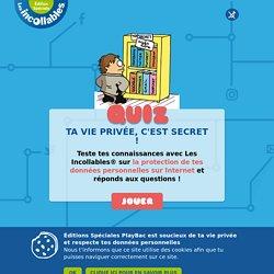 Ta vie privée, c'est secret !