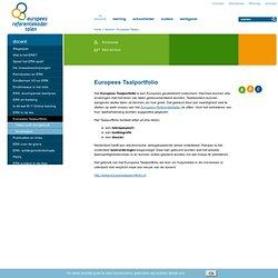 Europees Taalportfolio - Europees Referentiekader
