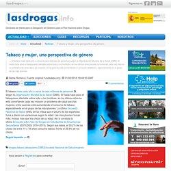Tabaco y mujer, una perspectiva de género - lasDrogas.info