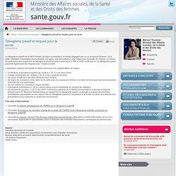 Tabagisme passif et risques pour la santé - Ministère des Affaires sociales, de la Santé et des Droits des femmes - www.sante.gouv.fr