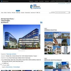 Aeroparque Esas / Tabanlıoğlu Architects