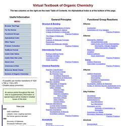 Virtual Textbook of Organic Chem