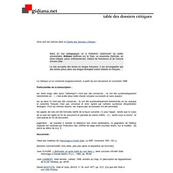 TABLE_DOSSIERS_CRITIQUES