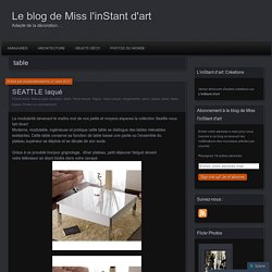 Le blog de Miss l'inStant d'art