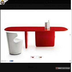 Tobi-Ishi Table Rectangulaire B&B Italia - Milia Shop