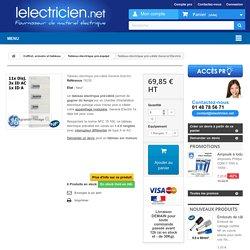 Tableau électrique pré câblé GENERAL ELECTRIC à 67€