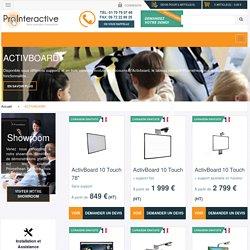 Tableau interactif Promethean - Achat
