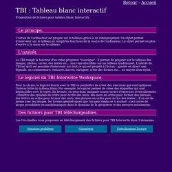 Tableau blanc interactif : ressources pour le cycle 2