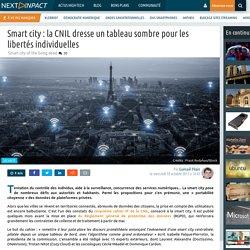 Smart city : la CNIL dresse un tableau sombre pour les libertés individuelles