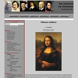 Tableaux célèbres de Léonard de Vinci
