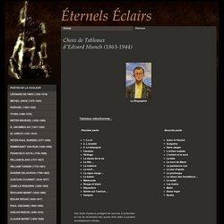 Tableaux d'Edvard Munch