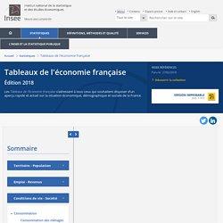 Culture - Loisirs - Sports − Tableaux de l'économie française