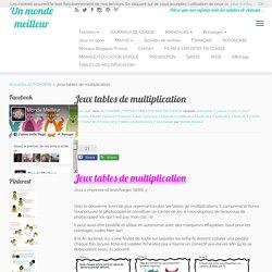 Multiplier pearltrees - Tables de multiplication en s amusant ...