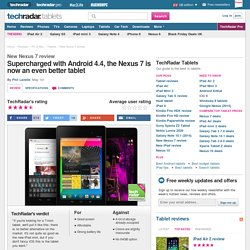 Google Nexus 7 review | Tablets Reviews | TechRadar