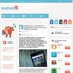 Lire sur sa tablette android : les 10 meilleures applis Android MT