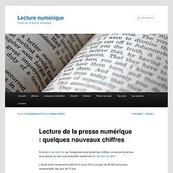 La presse sur mobile et tablette : boom de la presse numérique