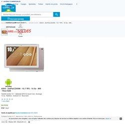 ASUS ZenPad Z300M - 10,1'' IPS - 16 Go - Wifi - Rose Gold pas cher - Achat / Vente Tablette tactile Android