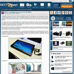 OLPC : une tablette tactile à moins de 100 dollars