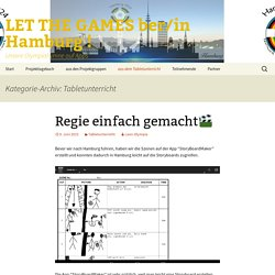 LET THE GAMES ber/in Hamburg !